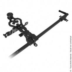 Espagnolettes et accessoires acier