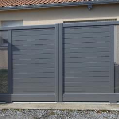 Ferrures pour portails et portes de garage