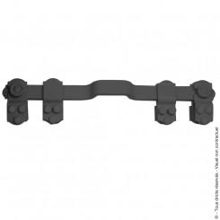 Barres de sécurité aluminium et composite