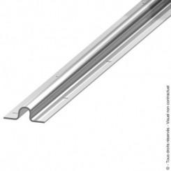 Rails pour portails acier