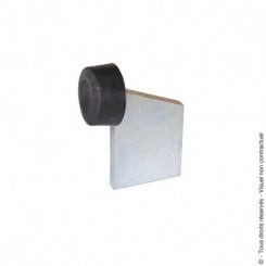 Butées pour portails acier