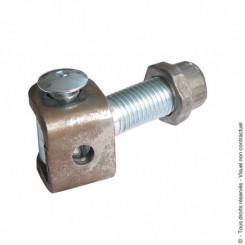 Gonds, ferrures et pivots pour portails acier