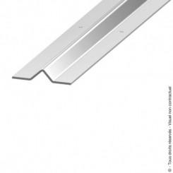 Rails et crémaillères pour portail aluminium et composite
