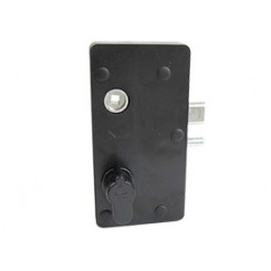 Ferrures pour portails aluminium et composite