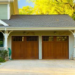 Ferrures pour portes de garage